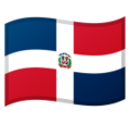 Dominican Republic on Google Android 8.1