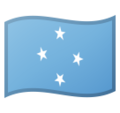 Micronesia on Google Android 8.1