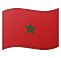Morocco on Google Android 8.1