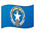 Northern Mariana Islands on Google Android 8.1