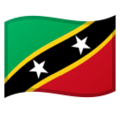St. Kitts & Nevis on Google Android 8.1