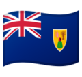 Turks & Caicos Islands on Google Android 8.1