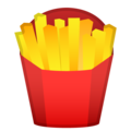 French Fries on Google Android 8.1