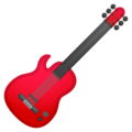 Guitar on Google Android 8.1