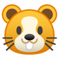 Hamster Face on Google Android 8.1