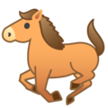 Horse on Google Android 8.1
