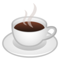 Hot Beverage on Google Android 8.1