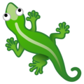 Lizard on Google Android 8.1