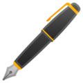 Fountain Pen on Google Android 8.1