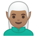 Man Elf: Medium Skin Tone on Google Android 8.1