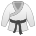 Martial Arts Uniform on Google Android 8.1