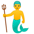 Merman on Google Android 8.1