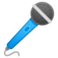 Microphone on Google Android 8.1