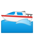 Motor Boat on Google Android 8.1