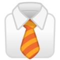 Necktie on Google Android 8.1
