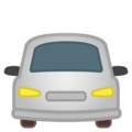 Oncoming Automobile on Google Android 8.1