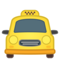 Oncoming Taxi on Google Android 8.1