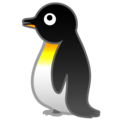 Penguin on Google Android 8.1