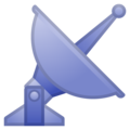 Satellite Antenna on Google Android 8.1
