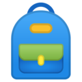 School Backpack on Google Android 8.1