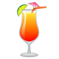 Tropical Drink on Google Android 8.1