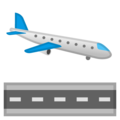 Airplane Arrival on Google Android 9.0