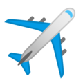 Airplane on Google Android 9.0