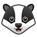 Badger on Google Android 9.0