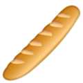 Baguette Bread on Google Android 9.0