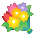 Bouquet on Google Android 9.0