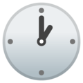 One O'clock on Google Android 9.0
