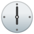 Six O'clock on Google Android 9.0