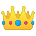 Crown on Google Android 9.0