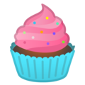Cupcake on Google Android 9.0