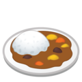 Curry Rice on Google Android 9.0