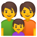 Family on Google Android 9.0