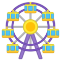 Ferris Wheel on Google Android 9.0