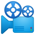 Film Projector on Google Android 9.0