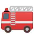 Fire Engine on Google Android 9.0