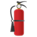 Fire Extinguisher on Google Android 9.0