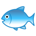 Fish on Google Android 9.0