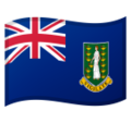 British Virgin Islands on Google Android 9.0