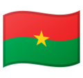 Burkina Faso on Google Android 9.0