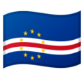 Cape Verde on Google Android 9.0