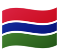 Gambia on Google Android 9.0
