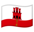 Gibraltar on Google Android 9.0