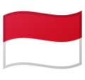 Indonesia on Google Android 9.0
