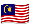 Malaysia on Google Android 9.0