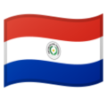 Paraguay on Google Android 9.0