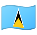 St. Lucia on Google Android 9.0